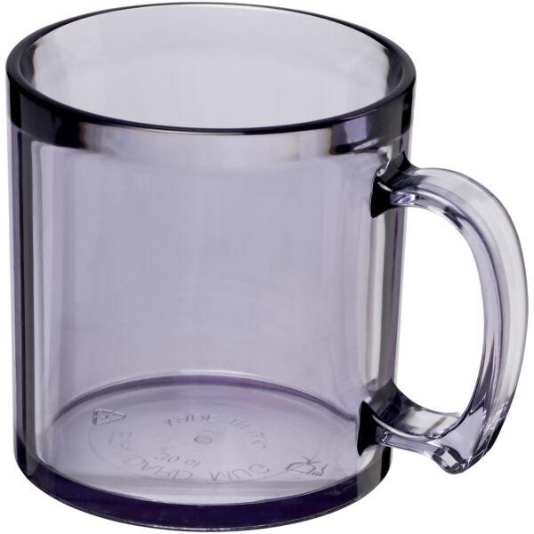 Standard 300 ml plastic mug (21001402)