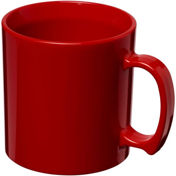 Standard 300 ml plastic mug (21001404)