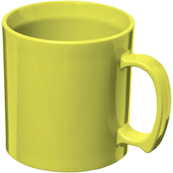 Standard 300 ml plastic mug (21001407)