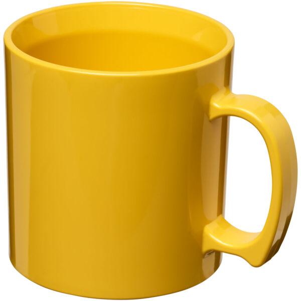 Standard 300 ml plastic mug (21001408)