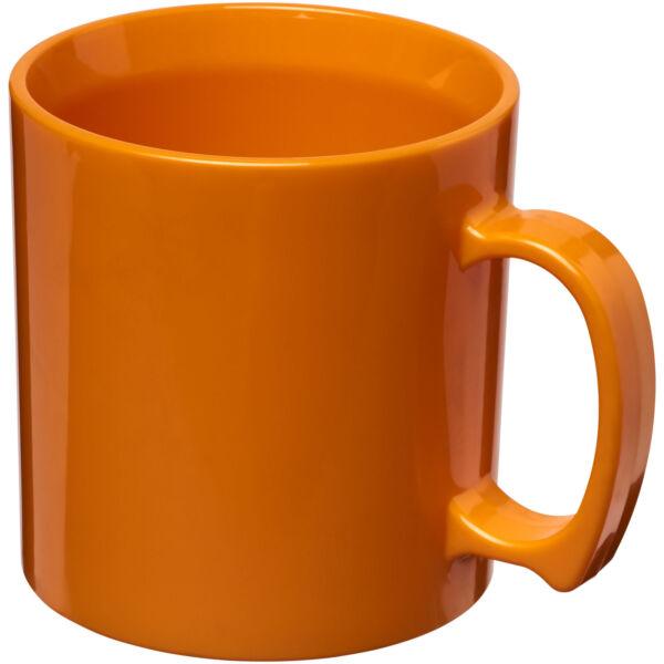 Standard 300 ml plastic mug (21001409)