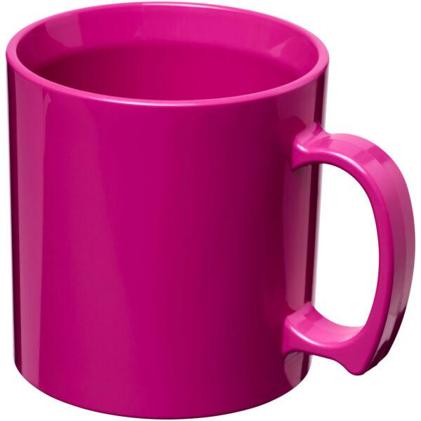 Standard 300 ml plastic mug (21001410)