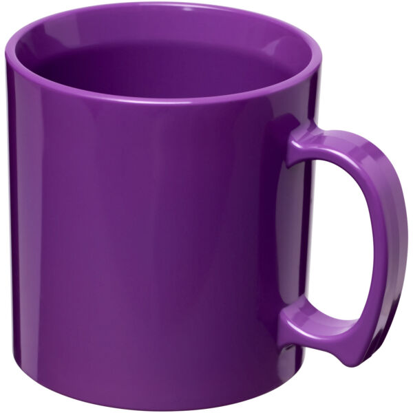 Standard 300 ml plastic mug (21001411)