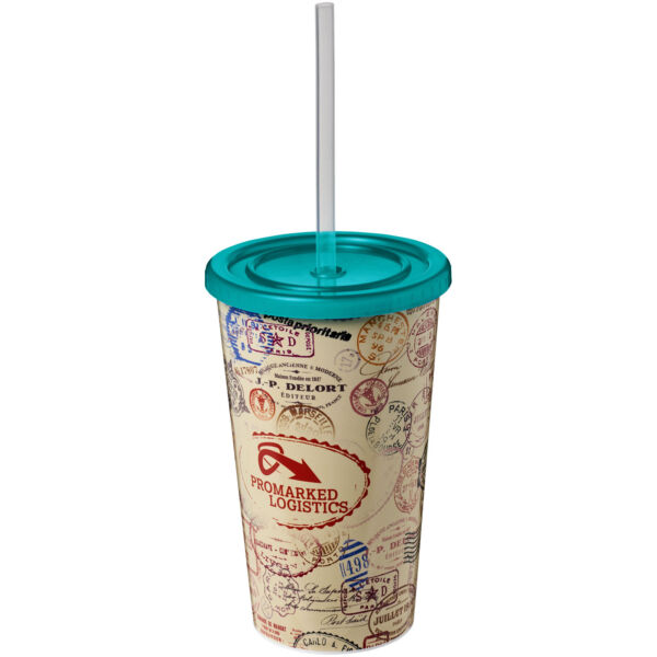 Brite-Americano® 350 ml double-walled stadium cup (21002704)