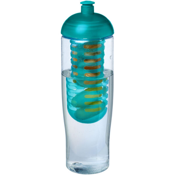 H2O Tempo® 700 ml dome lid sport bottle & infuser (21004304)