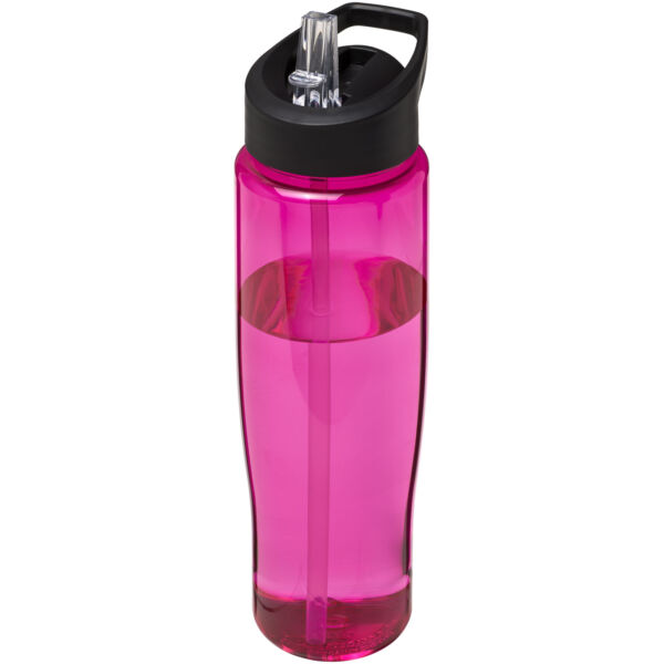 H2O Tempo® 700 ml spout lid sport bottle (21004406)