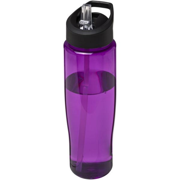 H2O Tempo® 700 ml spout lid sport bottle (21004407)
