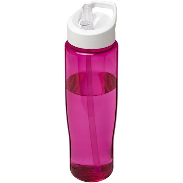 H2O Tempo® 700 ml spout lid sport bottle (21004414)