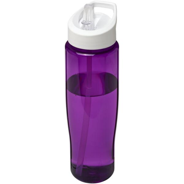 H2O Tempo® 700 ml spout lid sport bottle (21004415)