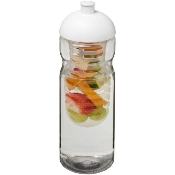 H2O Base® 650 ml dome lid sport bottle & infuser (21004800)