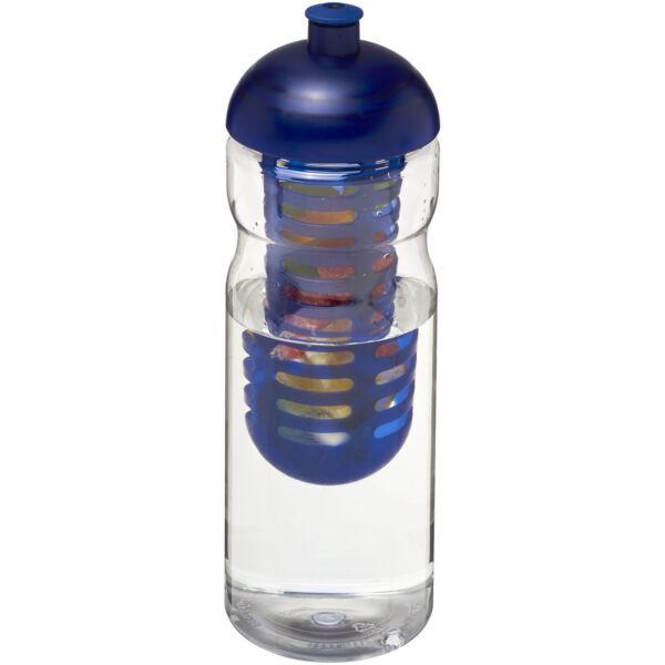H2O Base® 650 ml dome lid sport bottle & infuser (21004801)