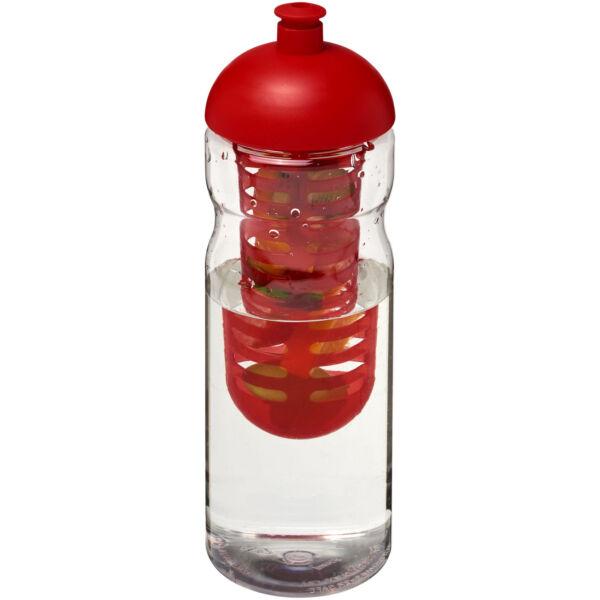 H2O Base® 650 ml dome lid sport bottle & infuser (21004802)