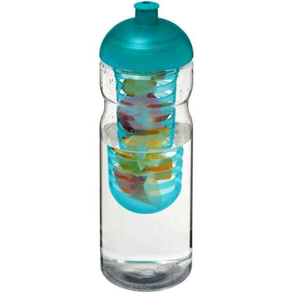 H2O Base® 650 ml dome lid sport bottle & infuser (21004804)