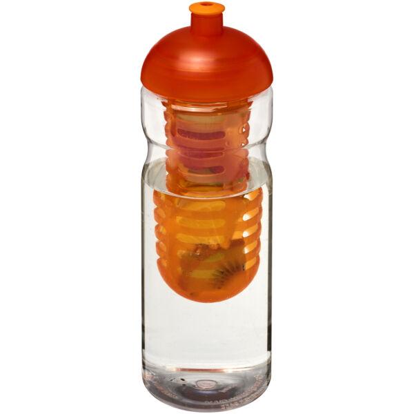 H2O Base® 650 ml dome lid sport bottle & infuser (21004805)