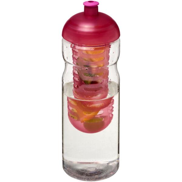 H2O Base® 650 ml dome lid sport bottle & infuser (21004806)