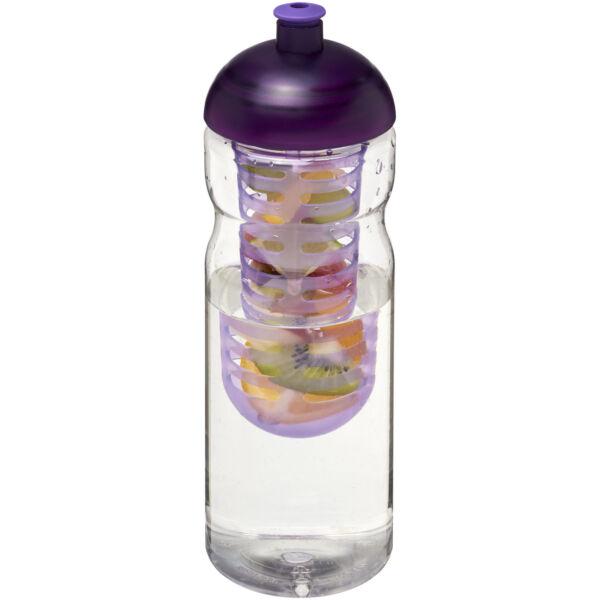 H2O Base® 650 ml dome lid sport bottle & infuser (21004807)