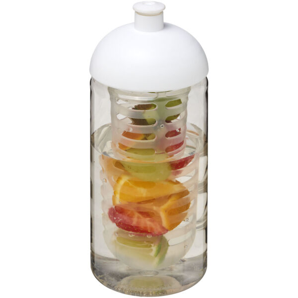 H2O Bop® 500 ml dome lid sport bottle & infuser (21005300)