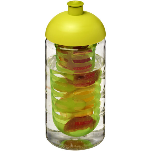 H2O Bop® 500 ml dome lid sport bottle & infuser (21005303)