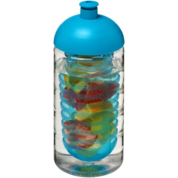 H2O Bop® 500 ml dome lid sport bottle & infuser (21005304)