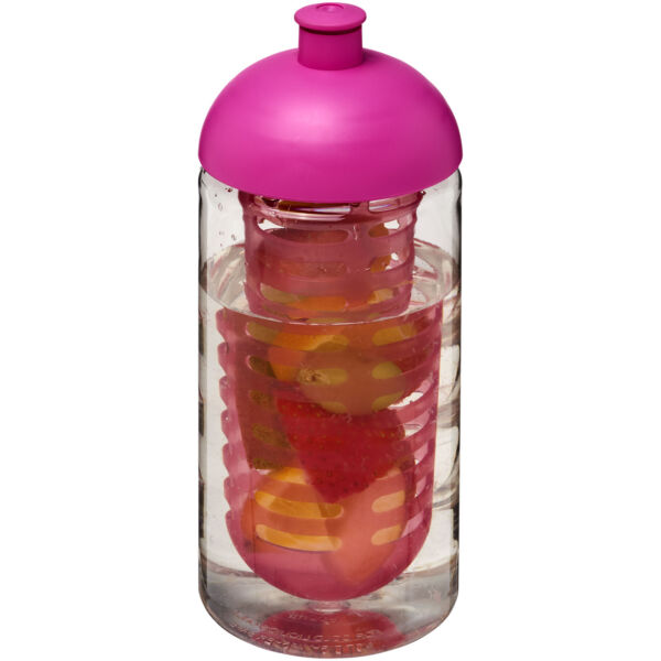H2O Bop® 500 ml dome lid sport bottle & infuser (21005306)