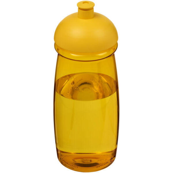 H2O Pulse® 600 ml dome lid sport bottle (21005614)