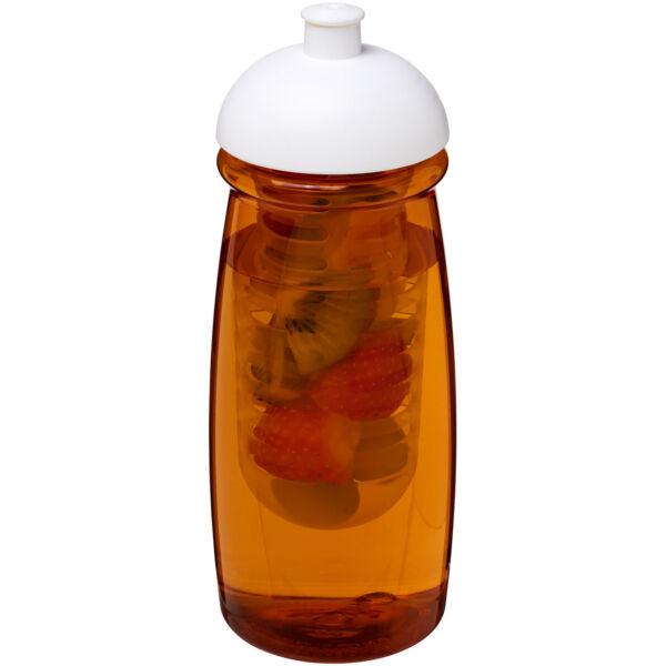 H2O Pulse® 600 ml dome lid sport bottle & infuser (21005702)