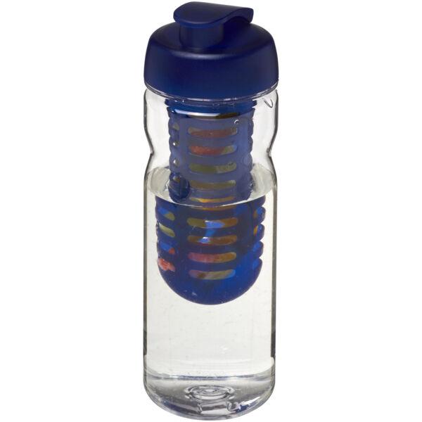 H2O Base Tritan™ 650 ml flip lid bottle & infuser (21005901)