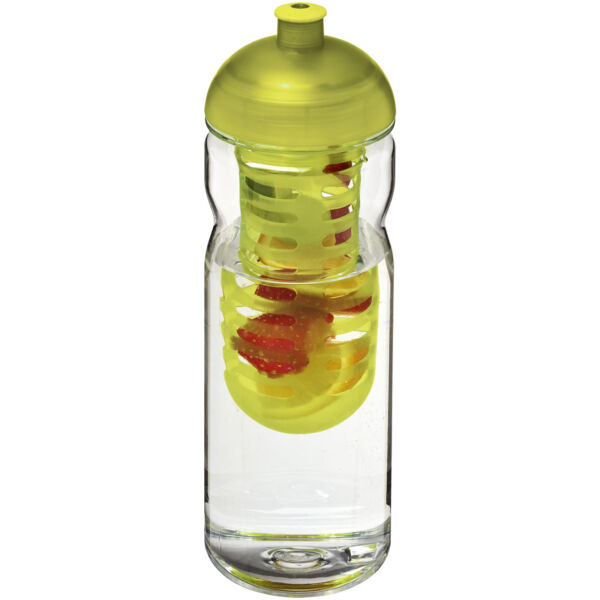 H2O Base Tritan™ 650 ml dome lid bottle & infuser (21006103)