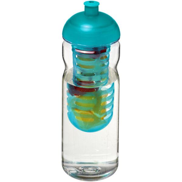 H2O Base Tritan™ 650 ml dome lid bottle & infuser (21006104)