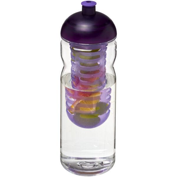 H2O Base Tritan™ 650 ml dome lid bottle & infuser (21006107)