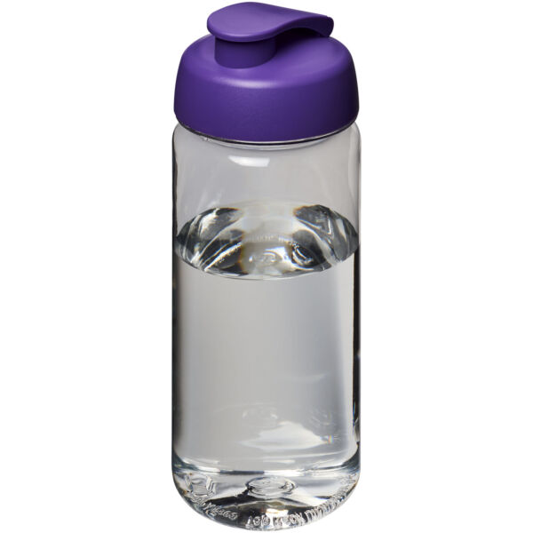 H2O Octave Tritan™ 600 ml flip lid sport bottle (21006309)
