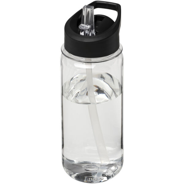 H2O Octave Tritan™ 600 ml spout lid sport bottle (21006700)