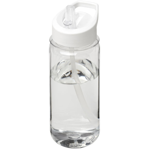 H2O Octave Tritan™ 600 ml spout lid sport bottle (21006701)