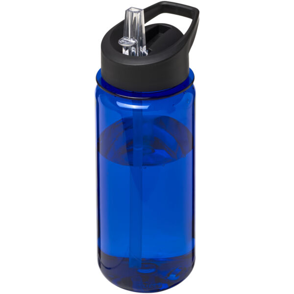 H2O Octave Tritan™ 600 ml spout lid sport bottle (21006702)