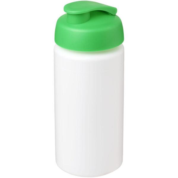 Baseline® Plus grip 500 ml flip lid sport bottle (21007206)