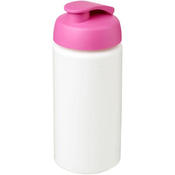 Baseline® Plus grip 500 ml flip lid sport bottle (21007208)