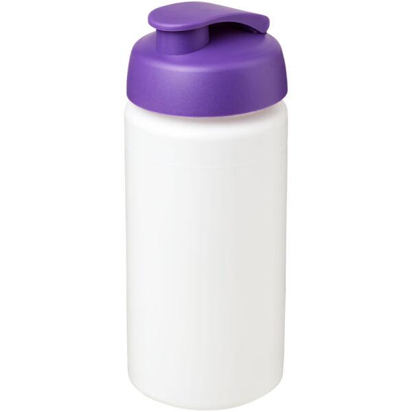 Baseline® Plus grip 500 ml flip lid sport bottle (21007209)