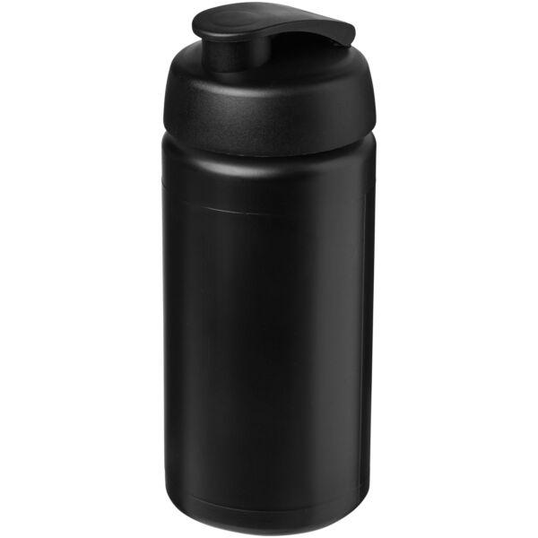 Baseline® Plus grip 500 ml flip lid sport bottle (21007211)