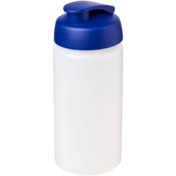 Baseline® Plus grip 500 ml flip lid sport bottle (21007217)