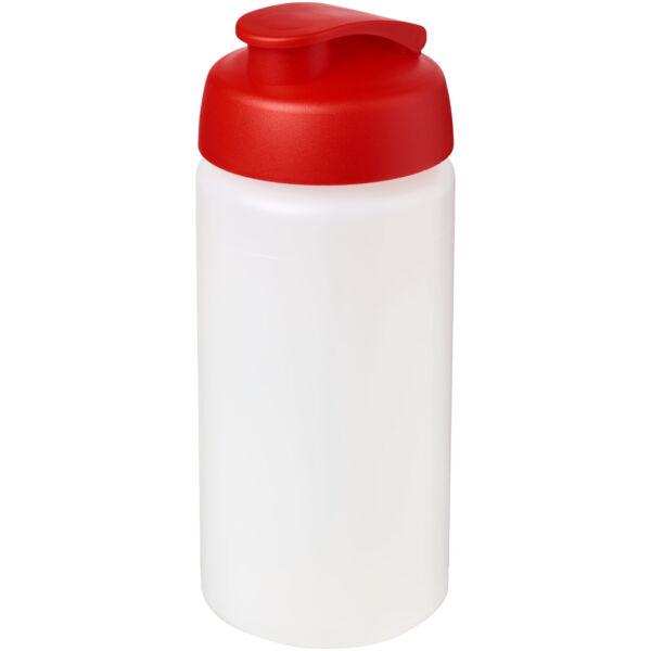 Baseline® Plus grip 500 ml flip lid sport bottle (21007218)