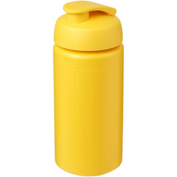 Baseline® Plus grip 500 ml flip lid sport bottle (21007221)