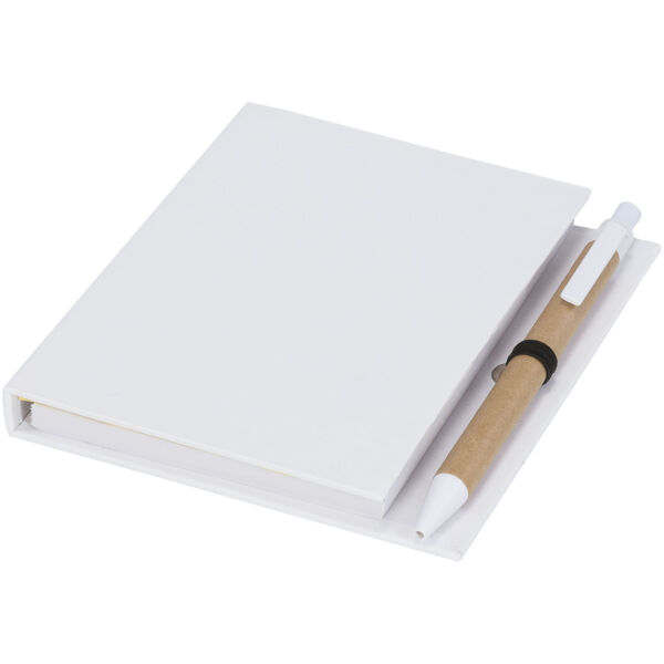 Colours combo pad with pen (21022600)