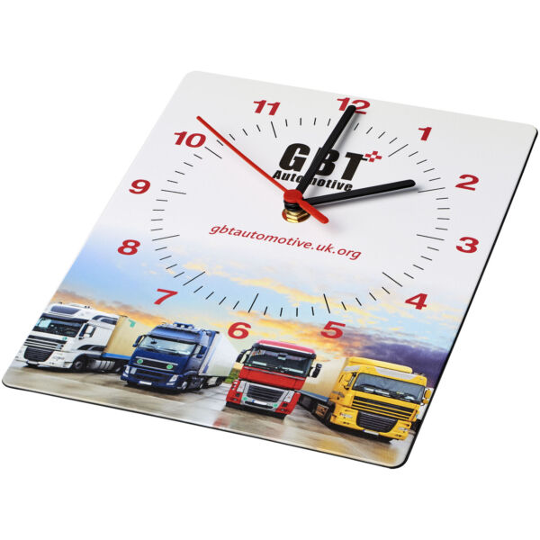 Brite-Clock® rectangular wall clock (21053100)