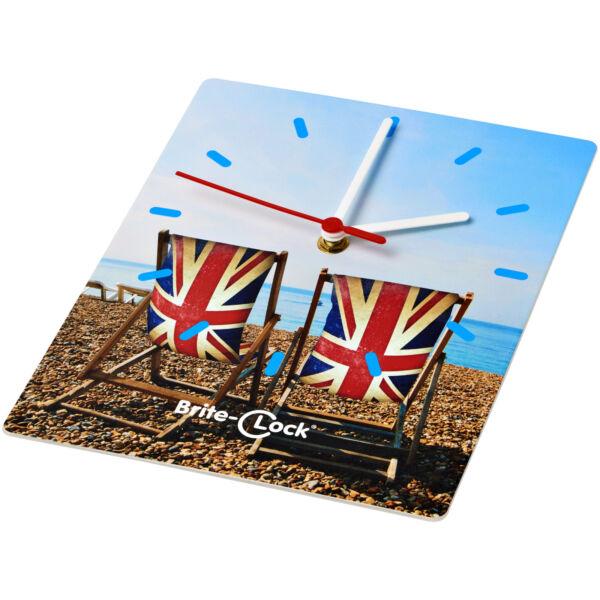Brite-Clock® rectangular wall clock (21053101)