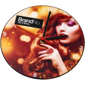 Brite-Clock® round wall clock (21053200)