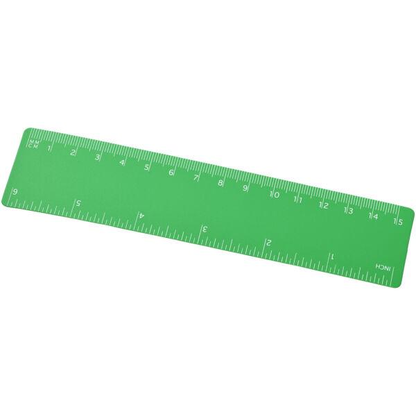 Rothko 15 cm plastic ruler (21054001)
