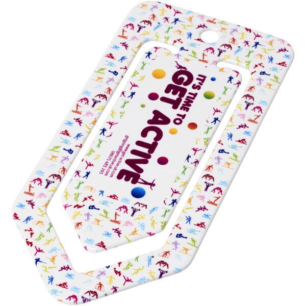 Duko large plastic paper clip (21054301)