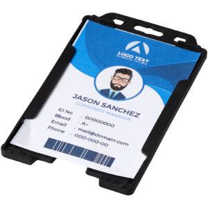 Pierre transparent badge holder (21060600)