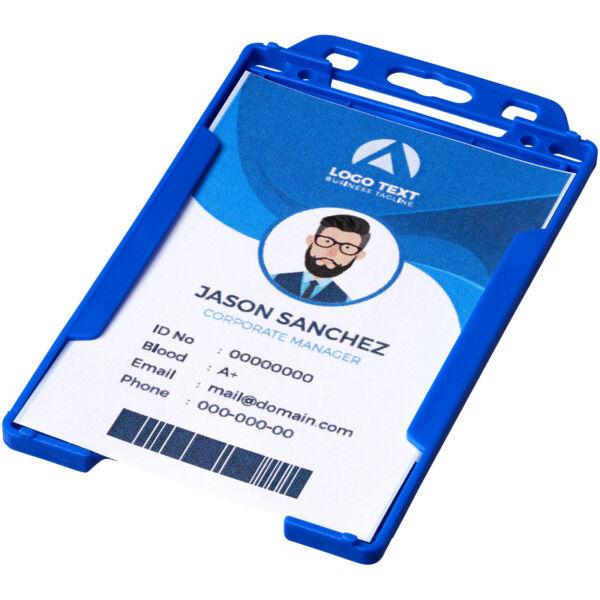 Pierre transparent badge holder (21060601)