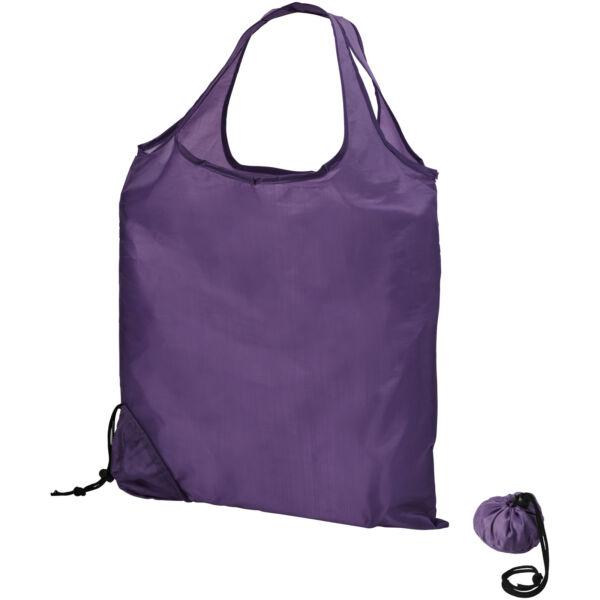 Scrunchy shopping tote bag (21071701)